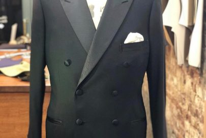 Black Tie Dinner Suit Tuxedo