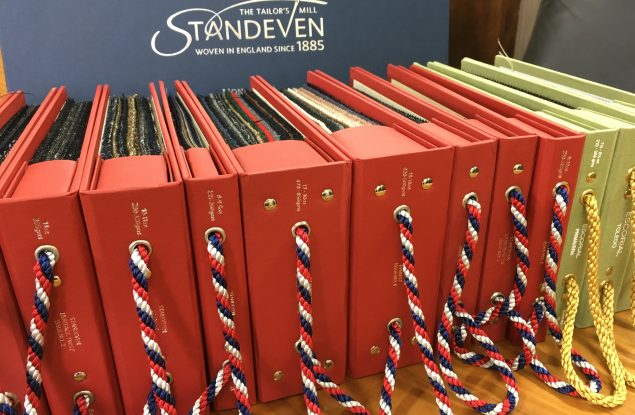 Standeven Bunch Books 1