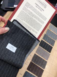 Standeven Oxbridge Flannel Archive Inspired