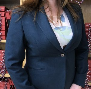 Standeven Oxbridge Flannel Ladies Jacket