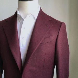 Standeven Oxbridge Flannel Jacket by Yeossal